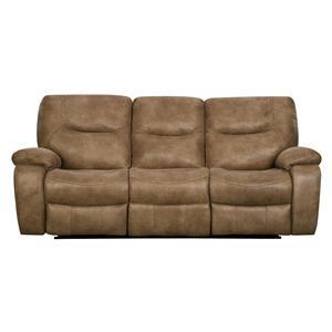 Corinthian 868 Reclining Sofa