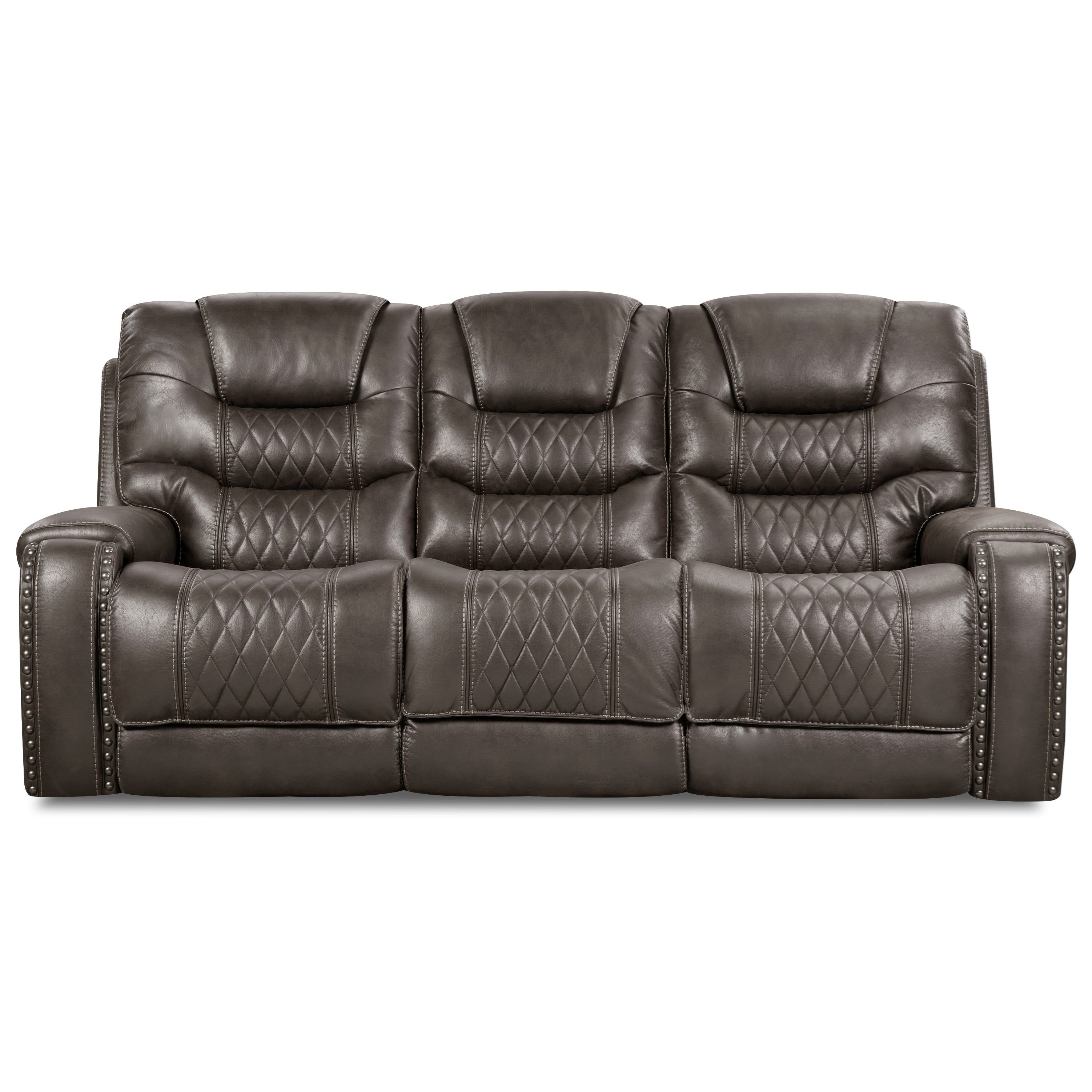 88803 Power Headrest Sofa with Drop-Down Table at Virginia Furniture Market