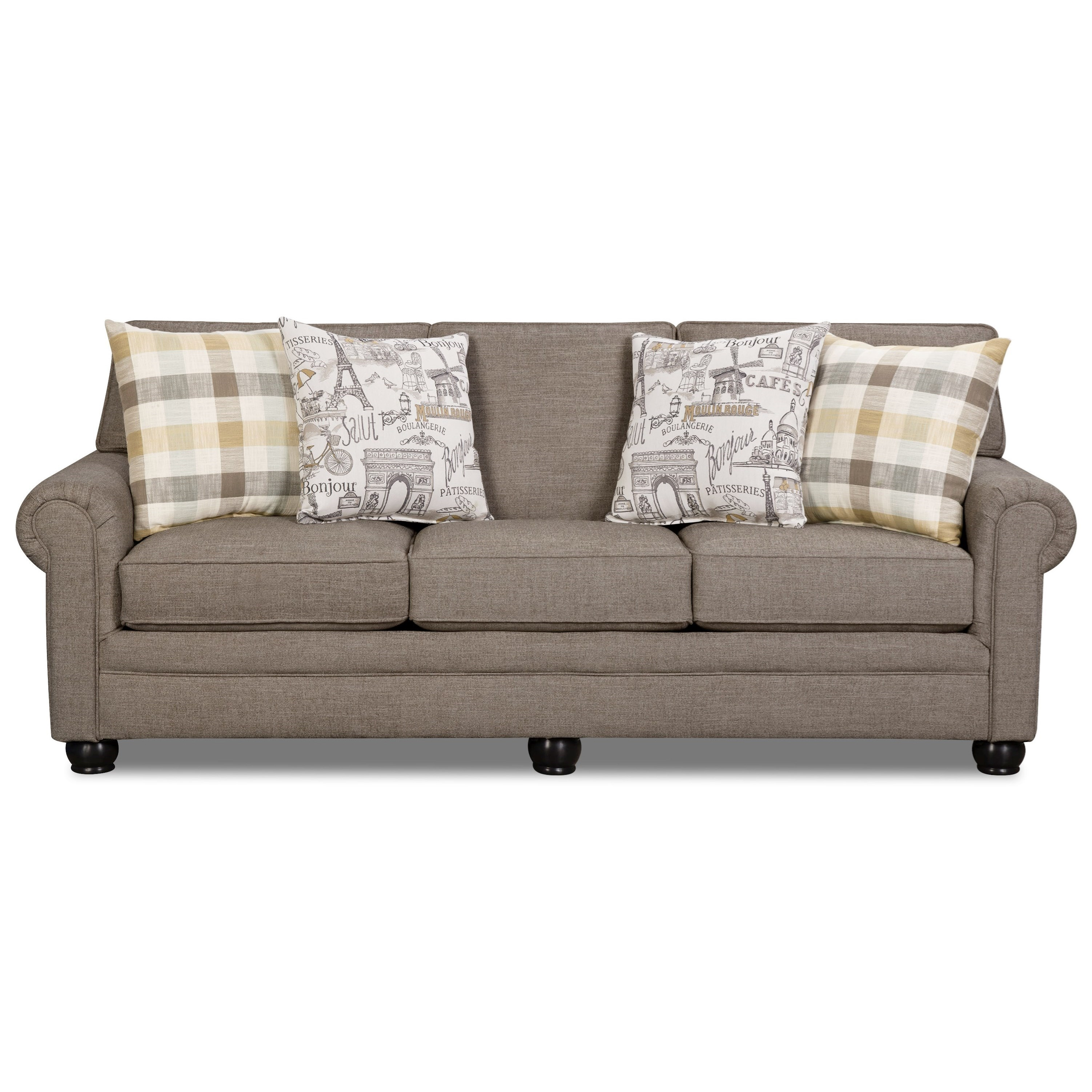 97D0 Sofa by Corinthian at Story & Lee Furniture