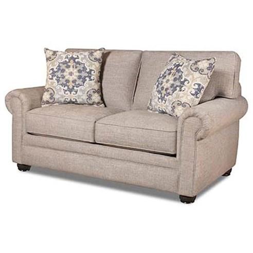 Bennington Loveseat by Corinthian at Standard Furniture