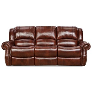 Power Headrest Sofa with Traditional Style