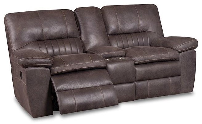 Amherst Reclining Loveseat at Virginia Furniture Market