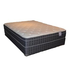 Corsicana 100 Eurotop Full Euro Top Mattress Set