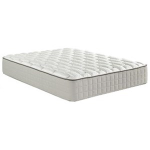 "Corsicana 105 Series King 12"" Plush Mattress"