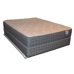 Corsicana 120 Plush Full Plush Mattress Set