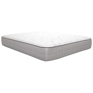 "Twin 12"" Plush Innerspring Mattress"