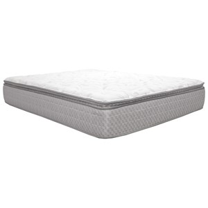 "Queen 13"" Pillow Top Innerspring Mattress"
