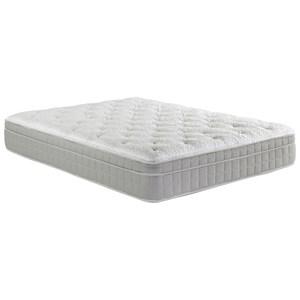 "King 15"" Euro Top Mattress"