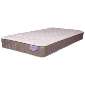 "Twin 9"" Firm Double Sided Mattress"