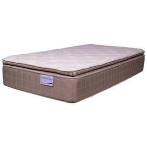 "Queen 13"" Pillow Top Mattress"