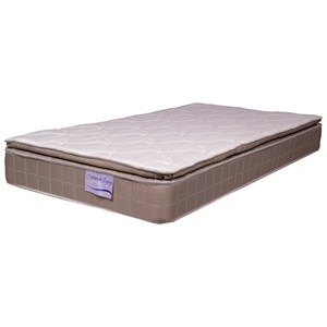 "Queen 9 1/2"" Pillow Top Mattress"