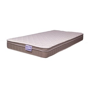 "Full 8"" Euro Top Mattress"
