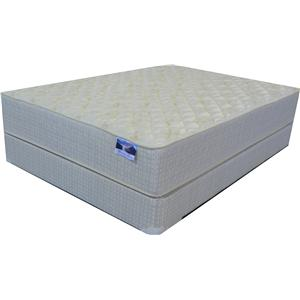 Full Firm Mattress and Box Spring
