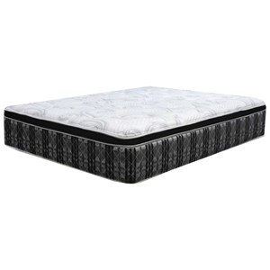 King Euro Top Mattress