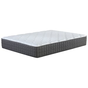 Twin Plush Two Sided Innerspring Mattress