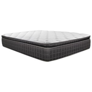 King Pillow Top Innerspring Mattress