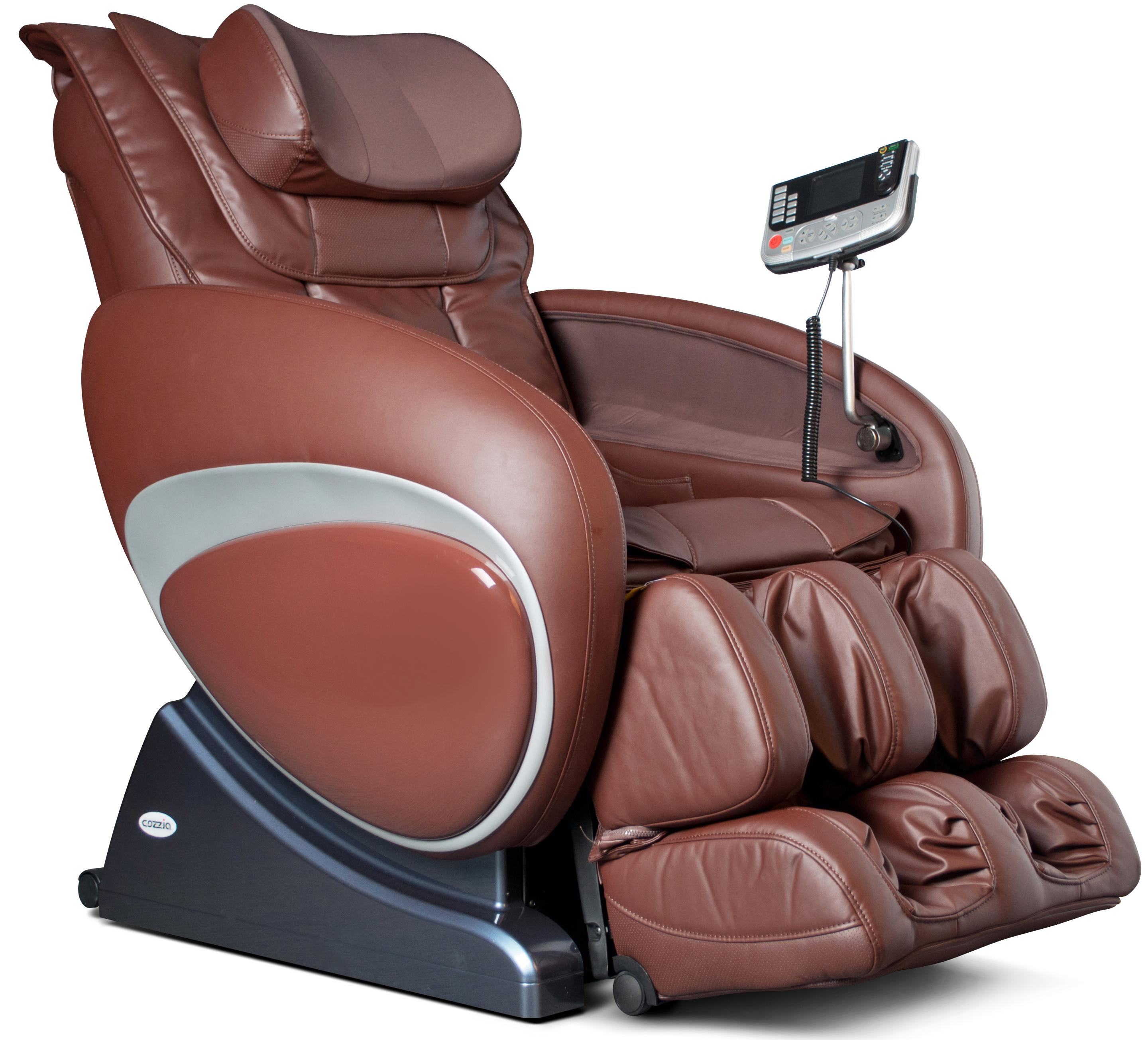 16027 Massage Recliner by Cozzia at Dean Bosler's