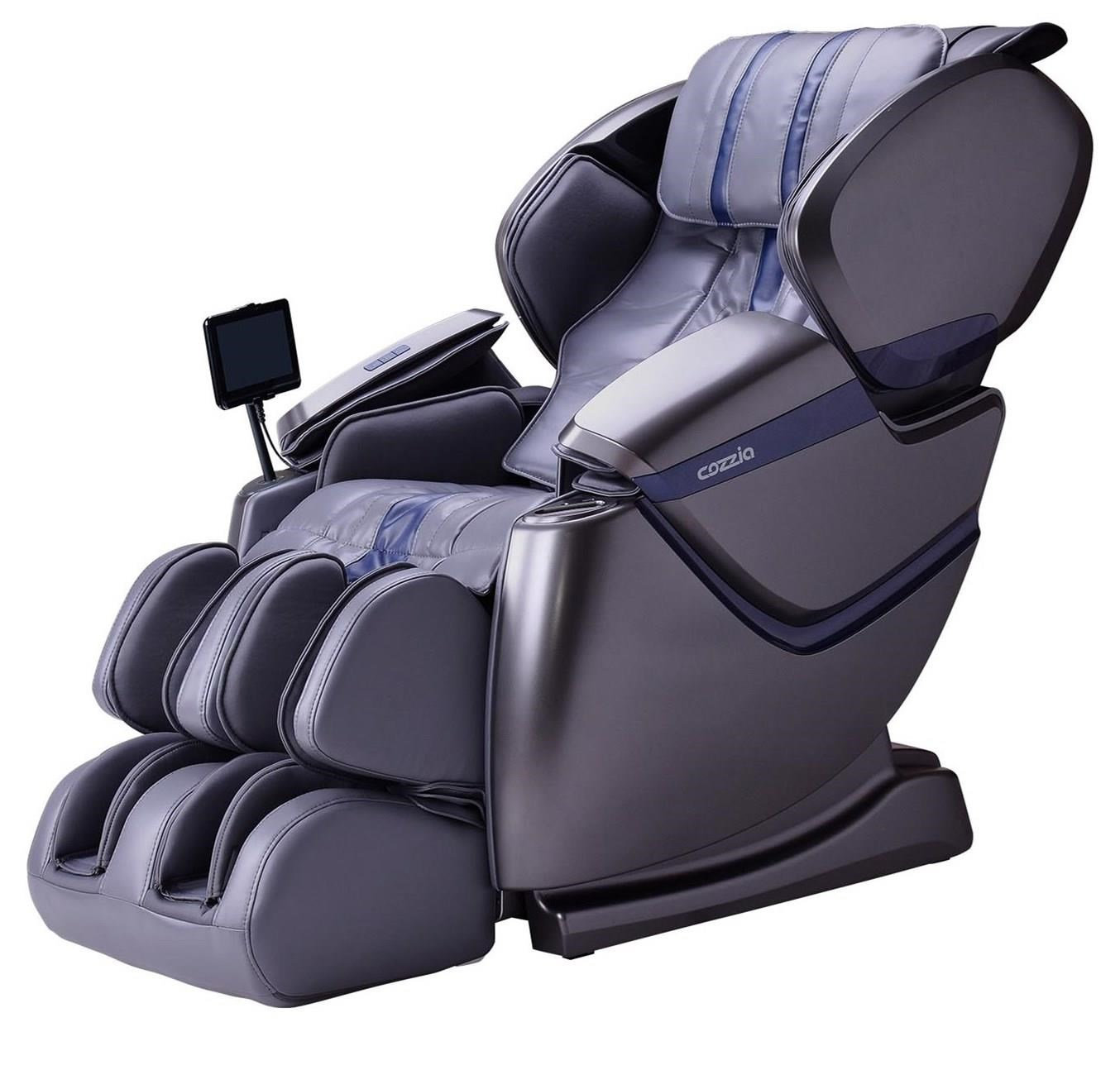 CZ-640 Power Reclining 2D Massage Chair by Cozzia at Northeast Factory Direct