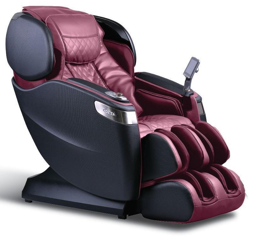 CZ-710 Power Massage Recliner by Cozzia at Morris Home