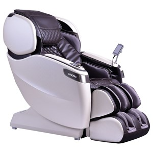 Reclining Massage Chair with Foot and Sole Roller Massage
