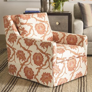 Jennifer Skirted Chair