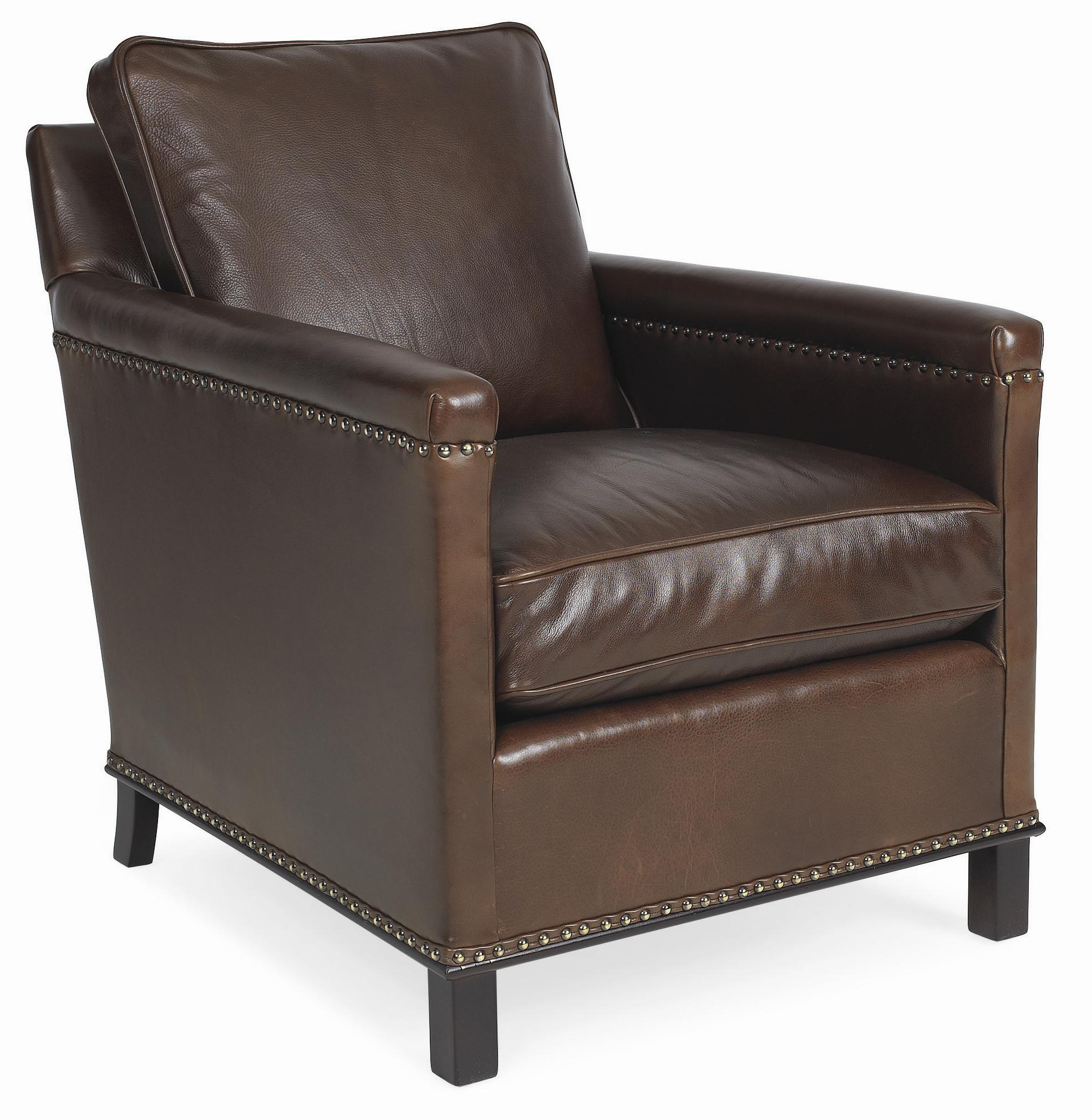 Gotham Upholstered Chair by C.R. Laine at Alison Craig Home Furnishings