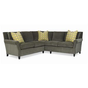 C.R. Laine Leighton  Sectional Sofa