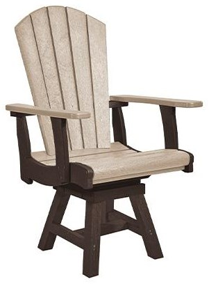 Generation Line Addy Dining Arm Chair by C.R. Plastic Products at Becker Furniture