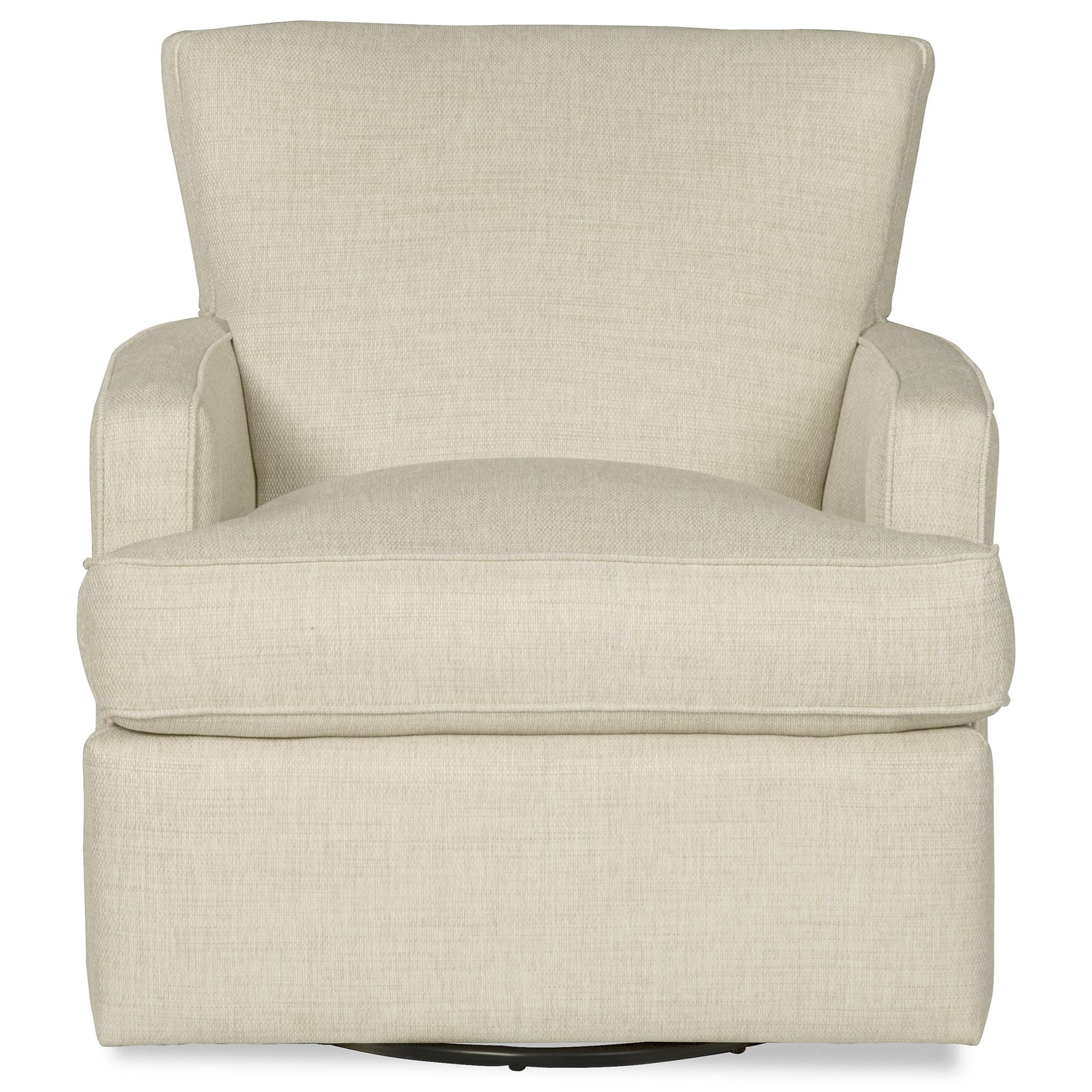 003510 Swivel Chair by Craftmaster at Bullard Furniture