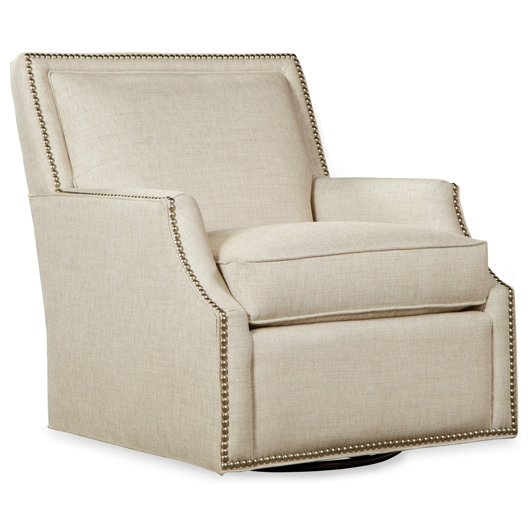 003710 Swivel Glider by Craftmaster at Powell's Furniture and Mattress