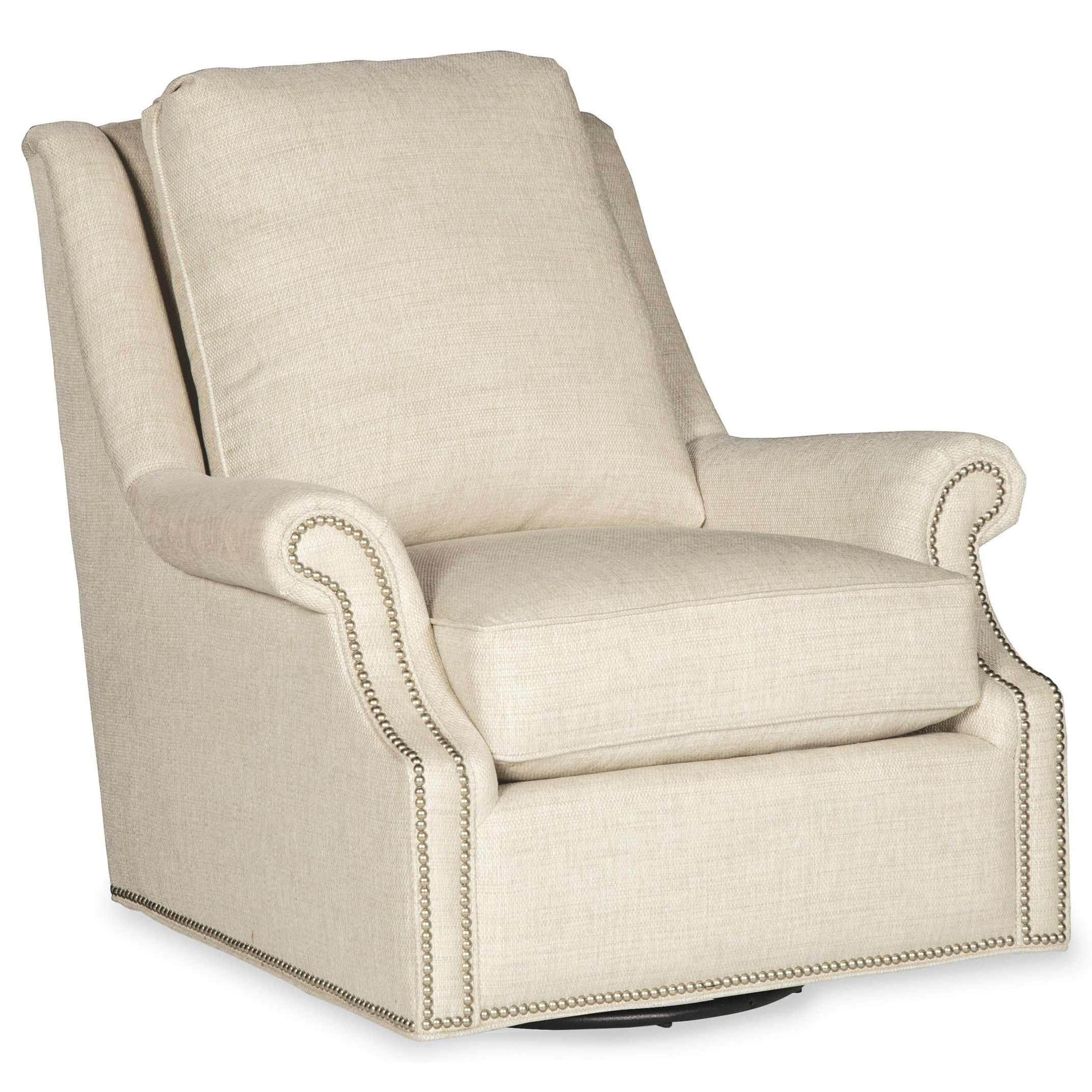 004510SG Swivel Chair by Craftmaster at VanDrie Home Furnishings