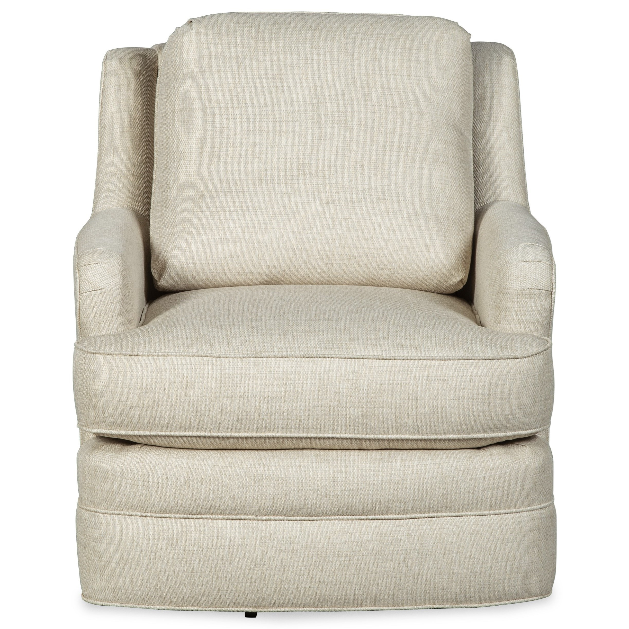 005510 Swivel Chair by Craftmaster at Bullard Furniture