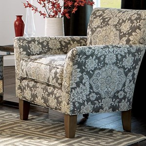 Hickory Craft 060110 Accent Chair