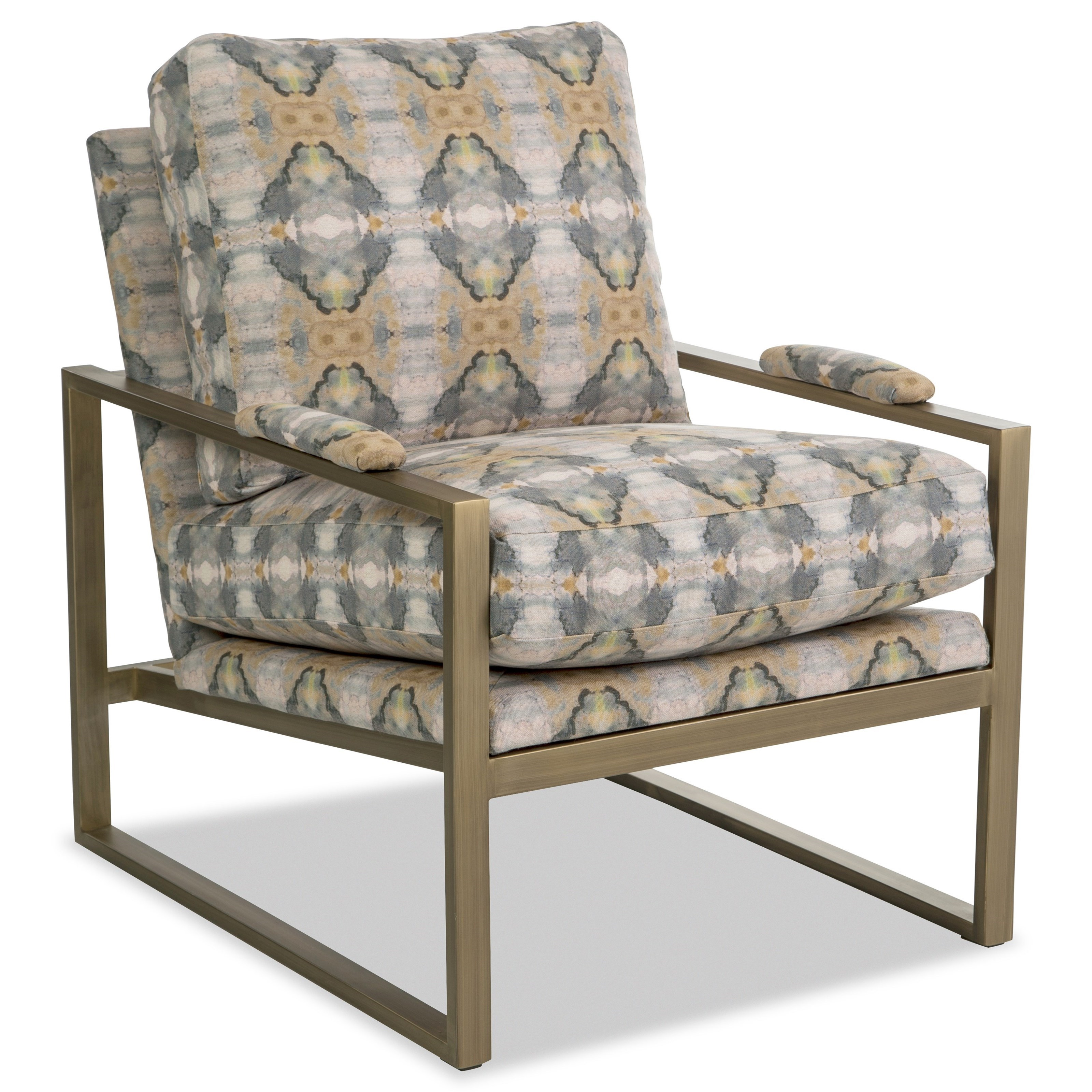 082810 Chair by Hickory Craft at Godby Home Furnishings