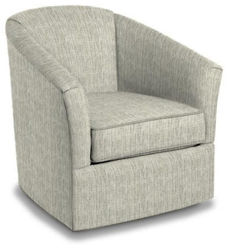092910SC Swivel Chair by Craftmaster at Esprit Decor Home Furnishings