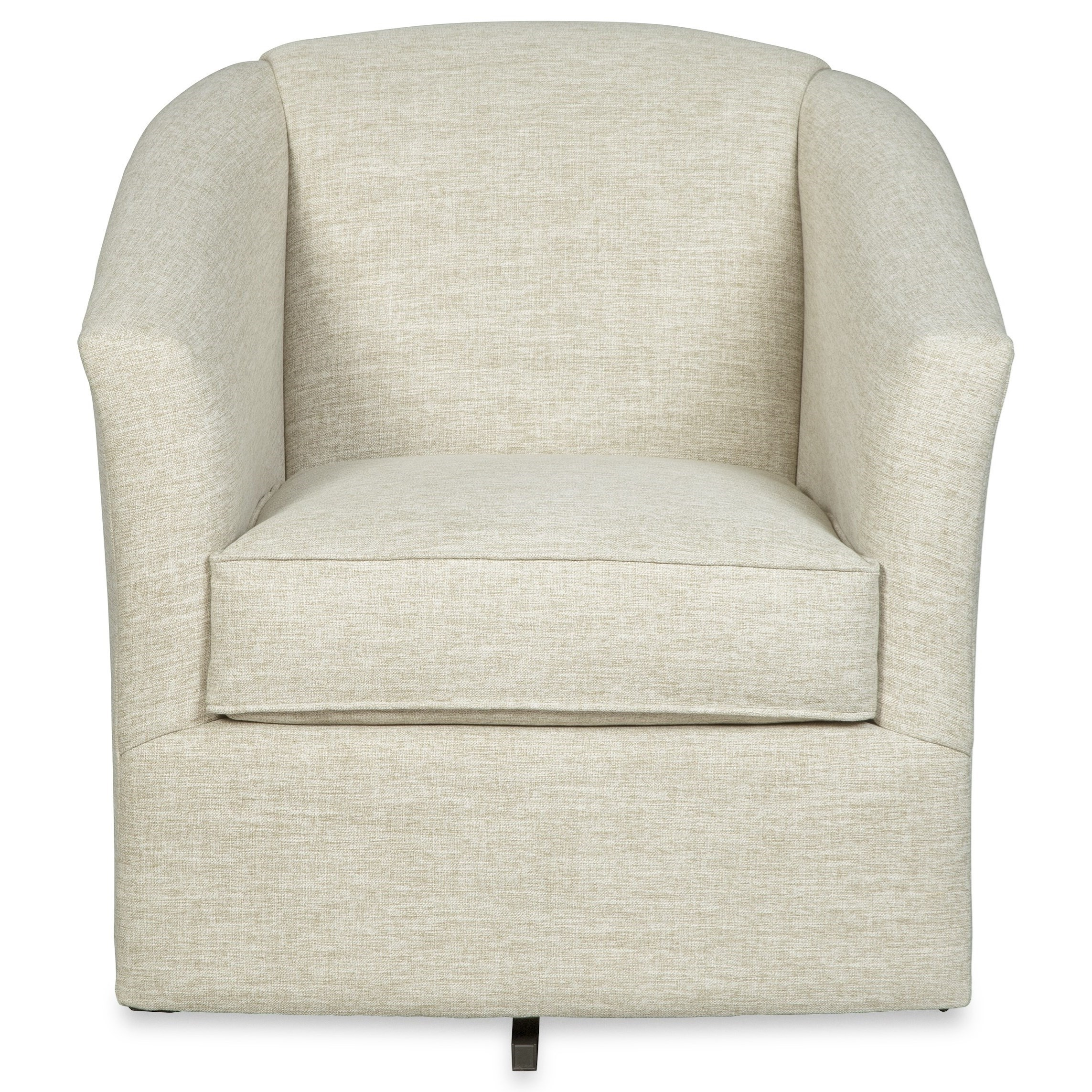 092910SC Swivel Chair by Craftmaster at VanDrie Home Furnishings
