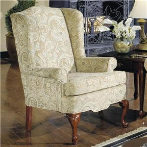 Craftmaster 4200 Traditional Wing Chair