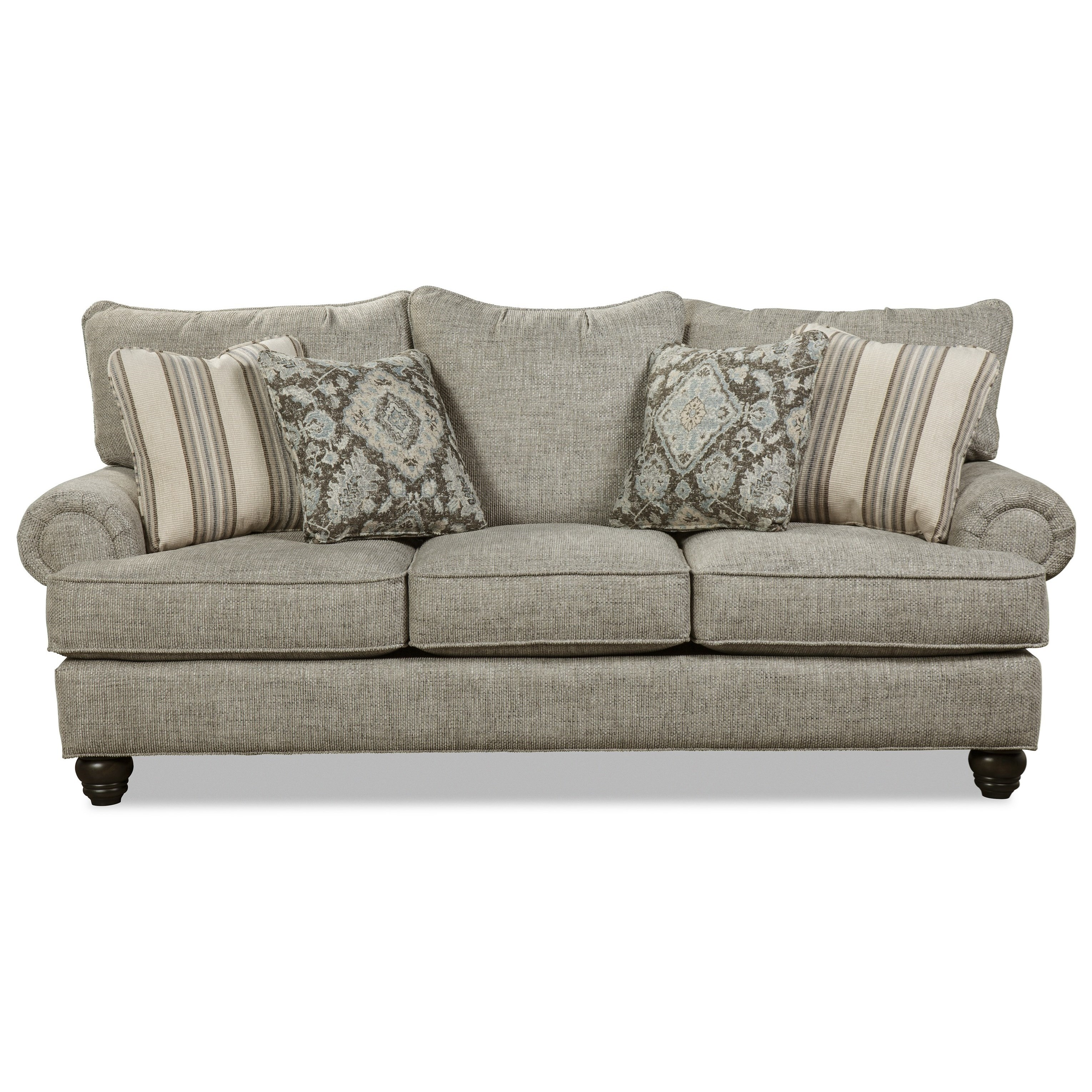 700450 Sofa by Craftmaster at Lindy's Furniture Company