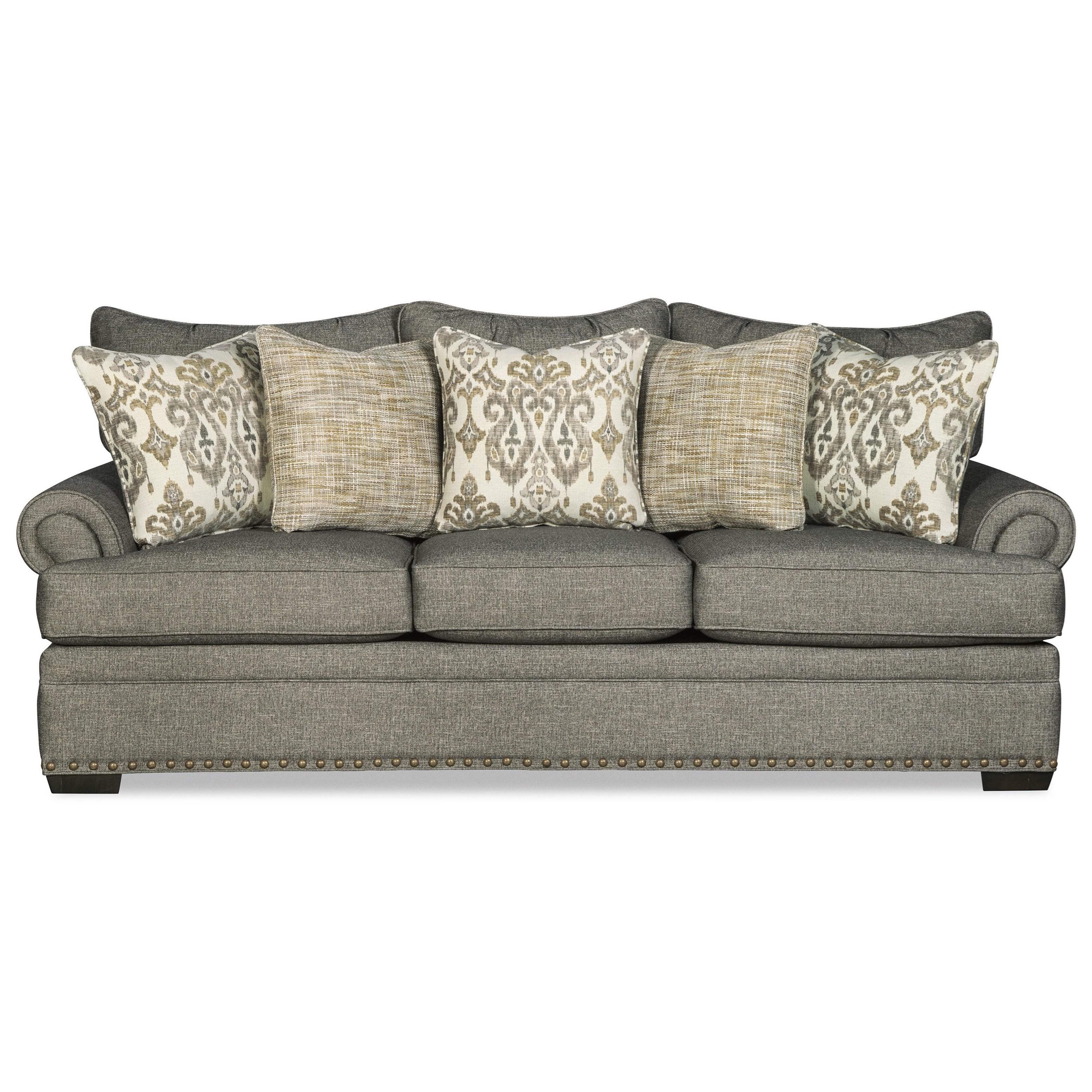 701650 Sofa by Craftmaster at Bullard Furniture