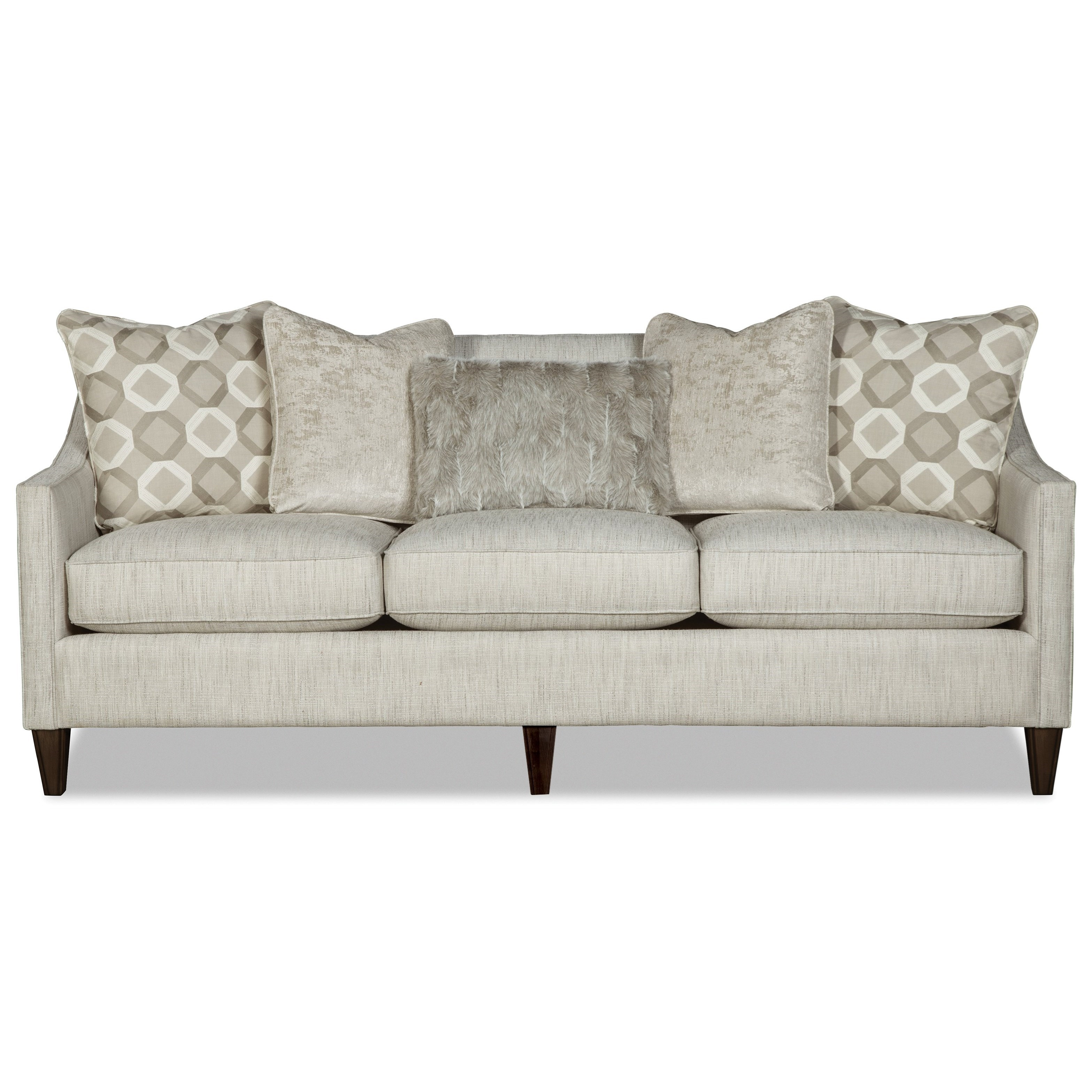 703850 Sofa by Craftmaster at Bullard Furniture