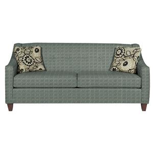 Contemporary Queen Sleeper with Button Detail