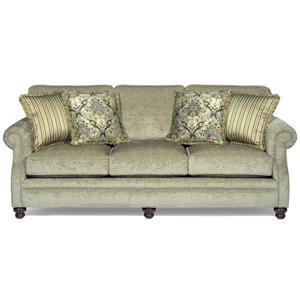 Craftmaster 7266 Transitional Stationary Sofa