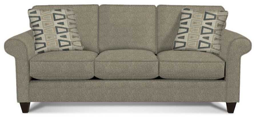 7421 Sofa by Hickory Craft at Godby Home Furnishings