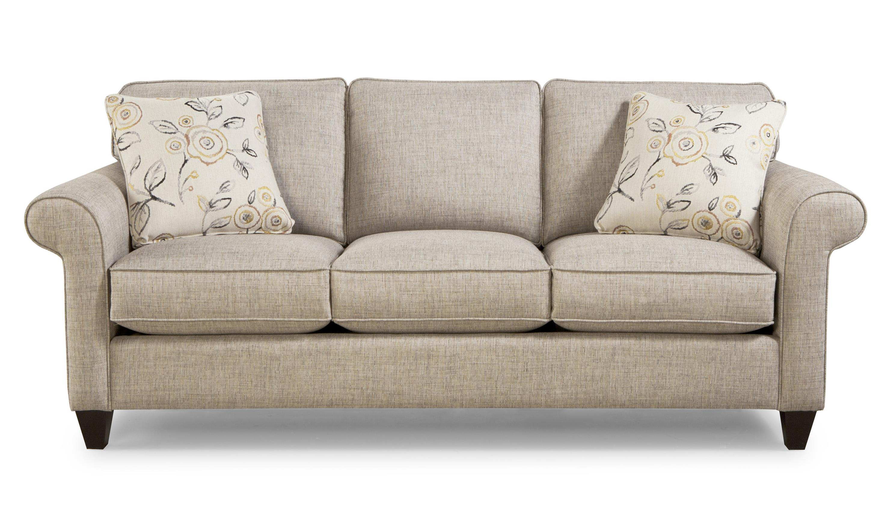 7421 Memoryfoam Sleeper Sofa by Craftmaster at Baer's Furniture