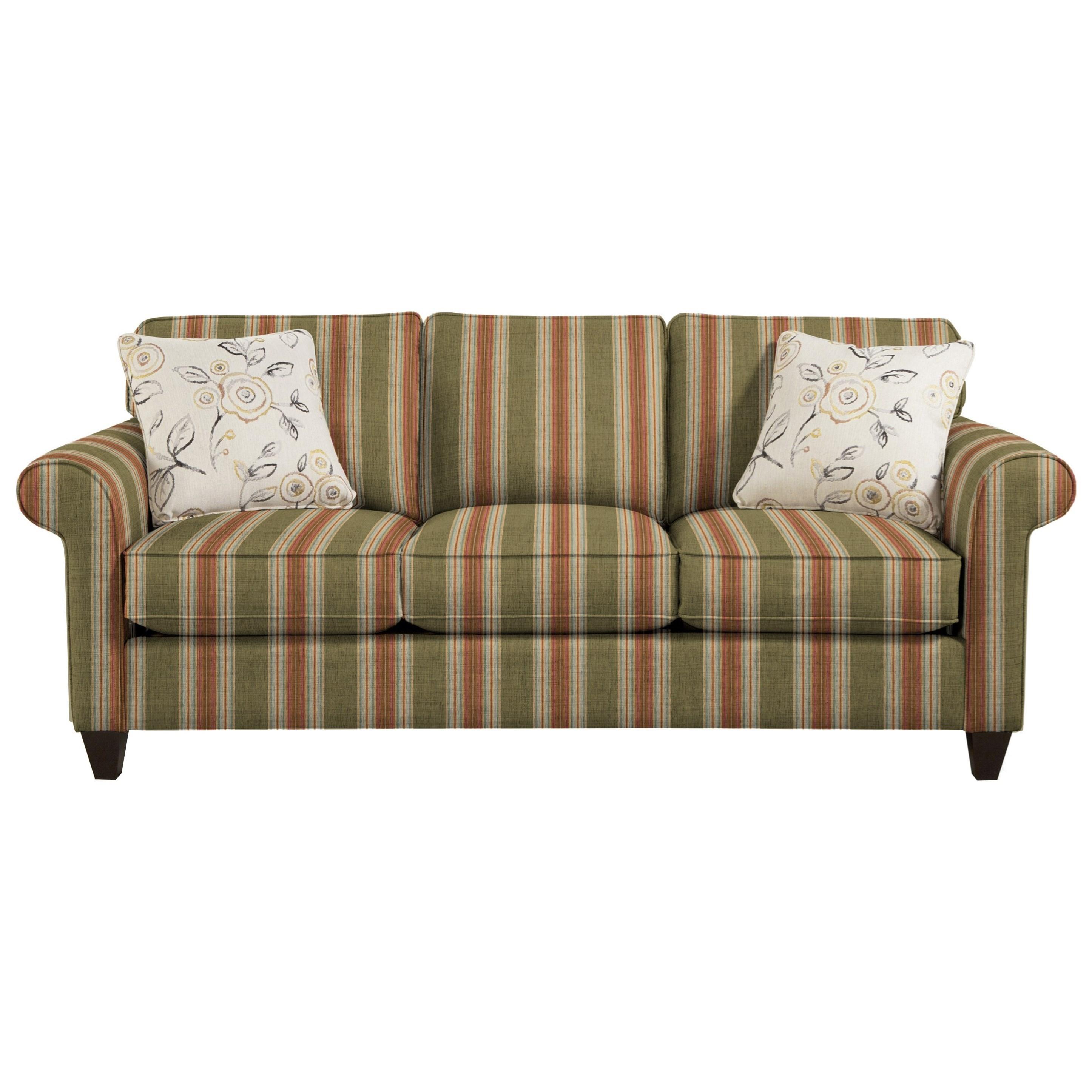 7421 Sofa by Hickorycraft at Johnny Janosik