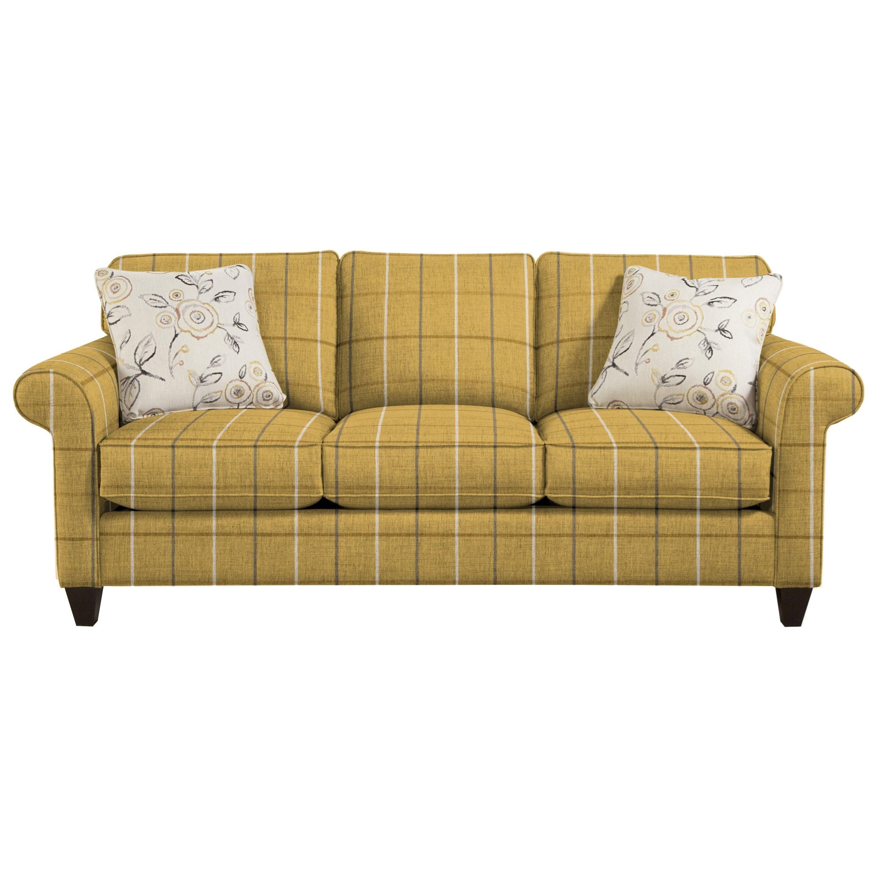 7421 Sofa by Craftmaster at Baer's Furniture