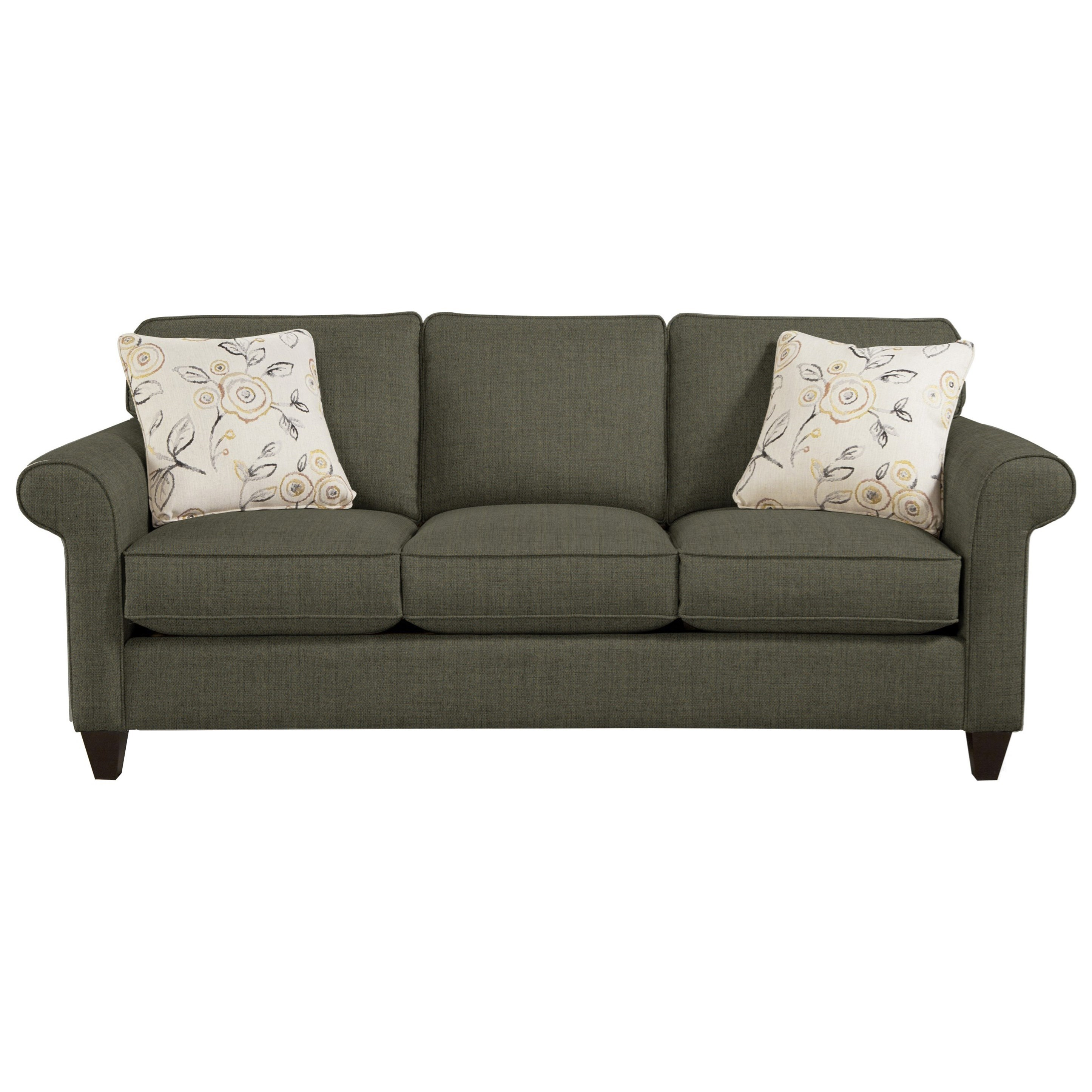 7421 Sofa by Craftmaster at Lindy's Furniture Company
