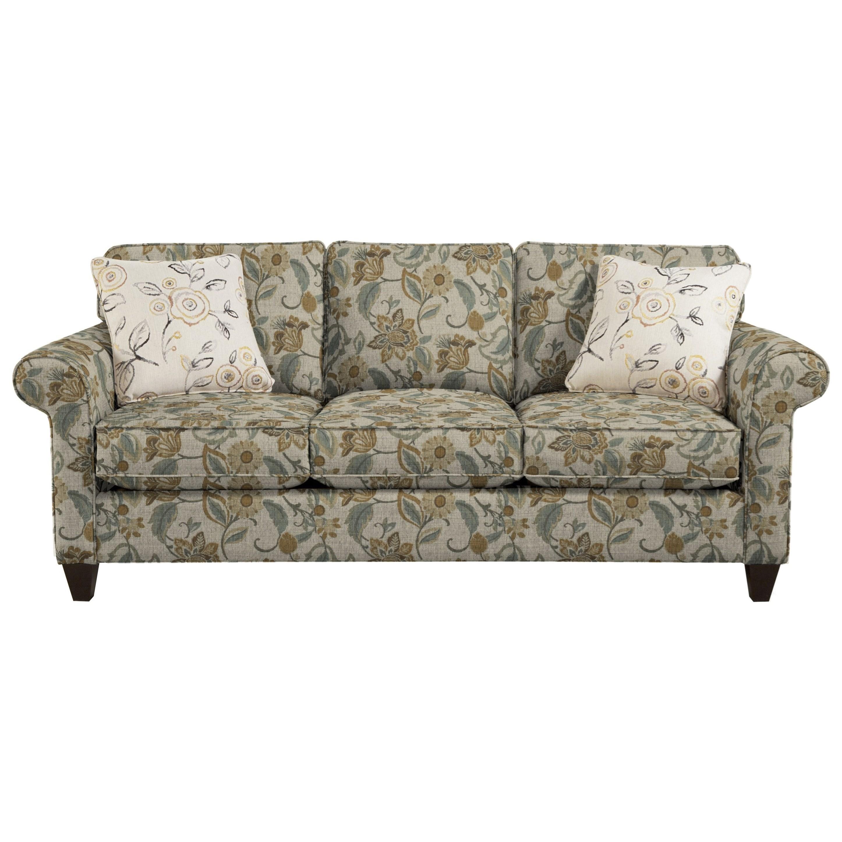 7421 Sofa by Craftmaster at Turk Furniture