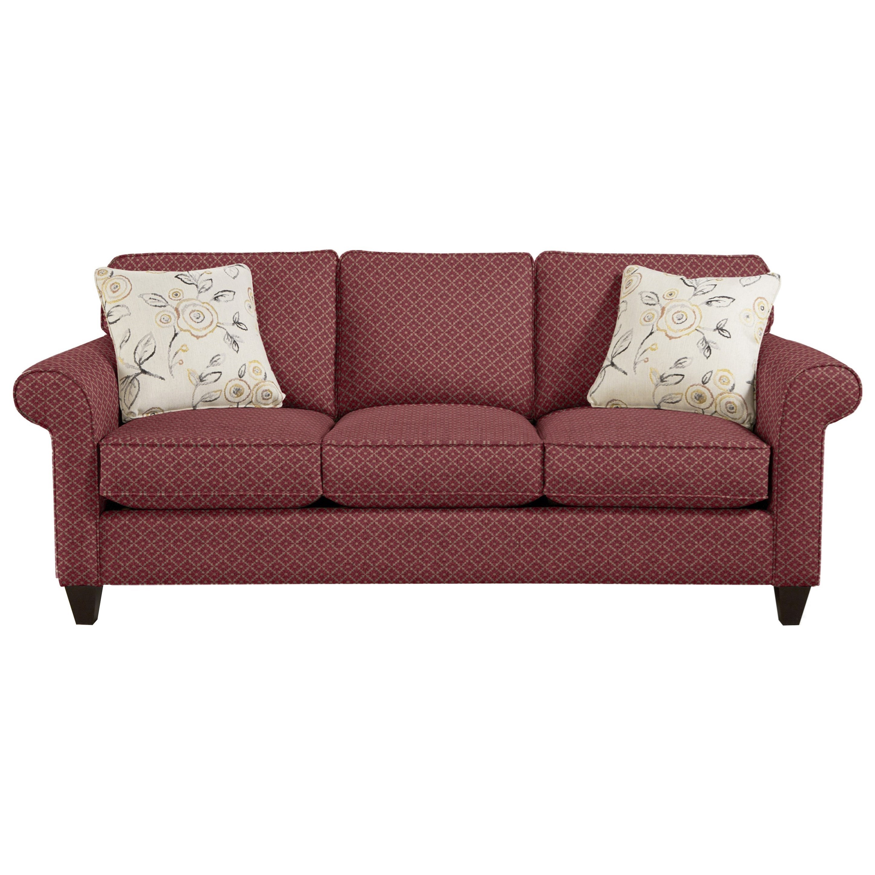 7421 Sofa by Craftmaster at VanDrie Home Furnishings