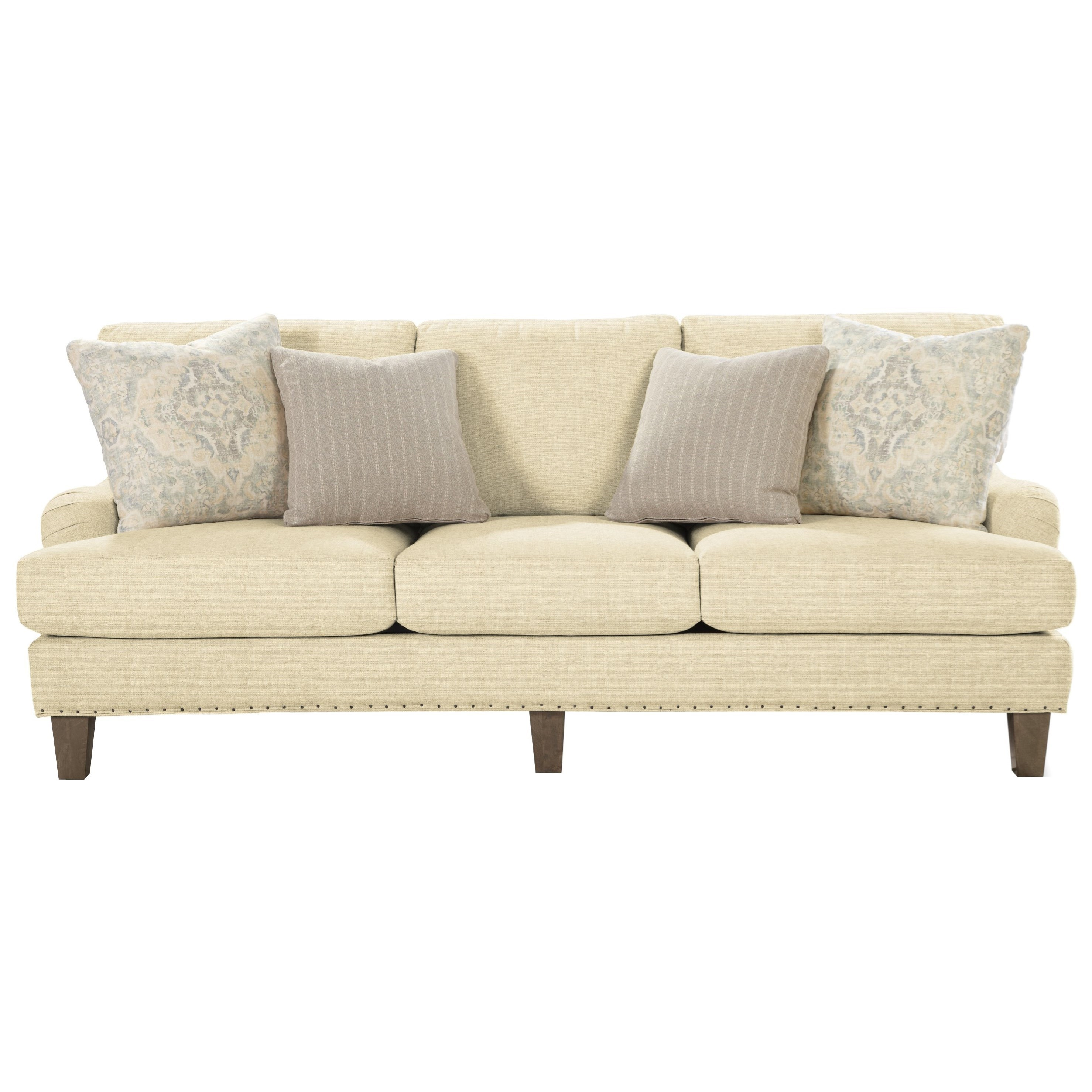 7429 Sofa by Hickory Craft at Godby Home Furnishings